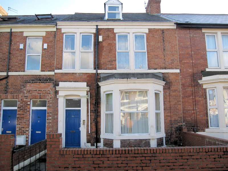 7 Bedrooms Terraced House for sale in Rothbury Terrace, Heaton