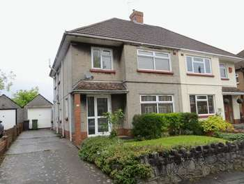 3 Bedrooms Semi Detached House for sale in St. Fagans Road, Cardiff