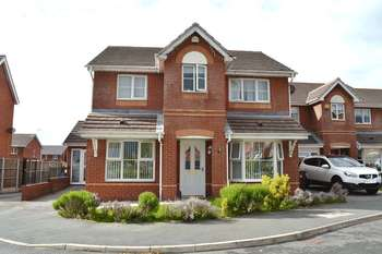 4 Bedrooms Detached House for sale in Millbeck Close, Kirkby, Liverpool