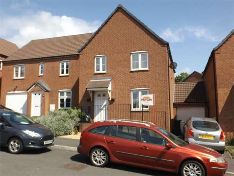 4 Bedrooms Detached House for sale in Groeswen Park, Margam, Port Talbot, West Glamorgan
