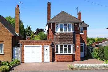 3 Bedrooms Detached House for sale in FINCHFIELD, York Avenue