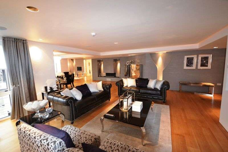 3 Bedrooms Flat for rent in Arlington House, London SW1
