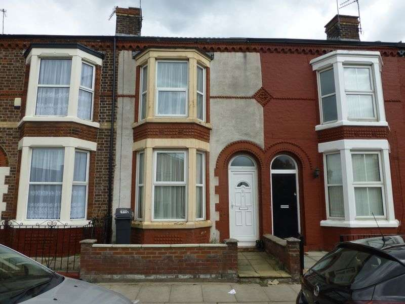 2 Bedrooms Terraced House for sale in Miranda Road, Bootle