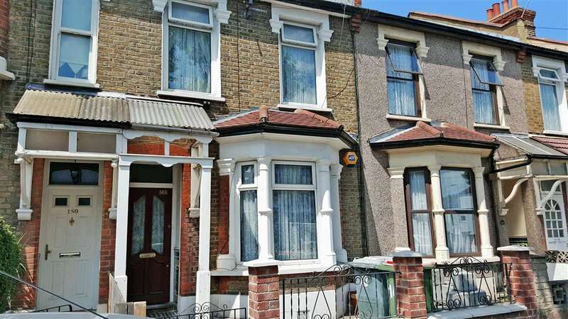 2 Bedrooms Terraced House for sale in Hatherley Gardens, East Ham, London