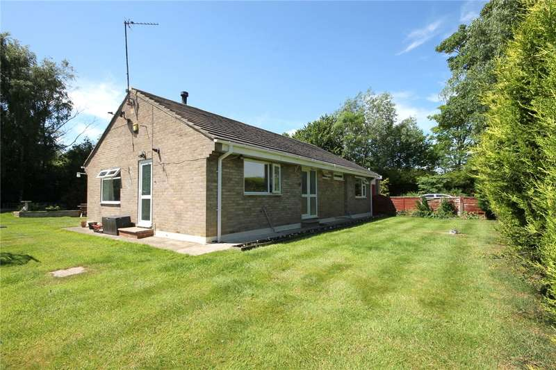 3 Bedrooms Detached Bungalow for sale in Brookside Bungalows, South Church, Bishop Auckland, DL14
