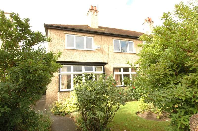 2 Bedrooms Flat for sale in Clydesdale Road, Hoylake, Wirral