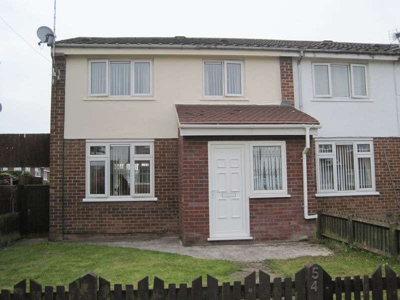 3 Bedrooms Semi Detached House for sale in Tennyson Walk, Chester