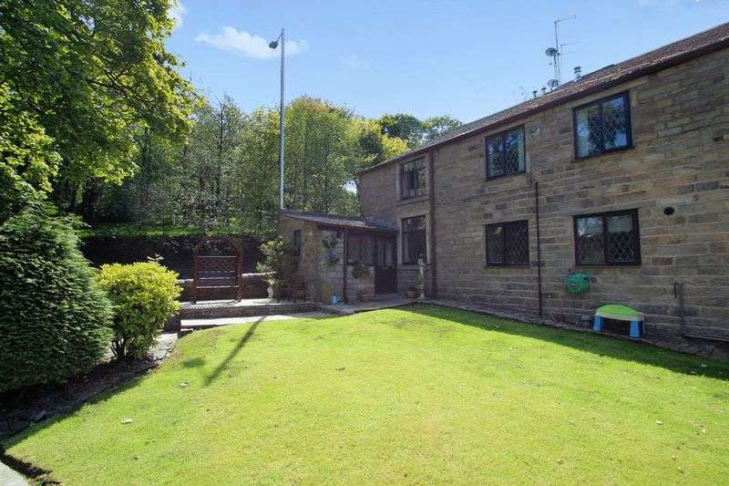 2 Bedrooms Cottage House for sale in Healey Hall Farm, Shawclough, Rochdale OL12 7HA