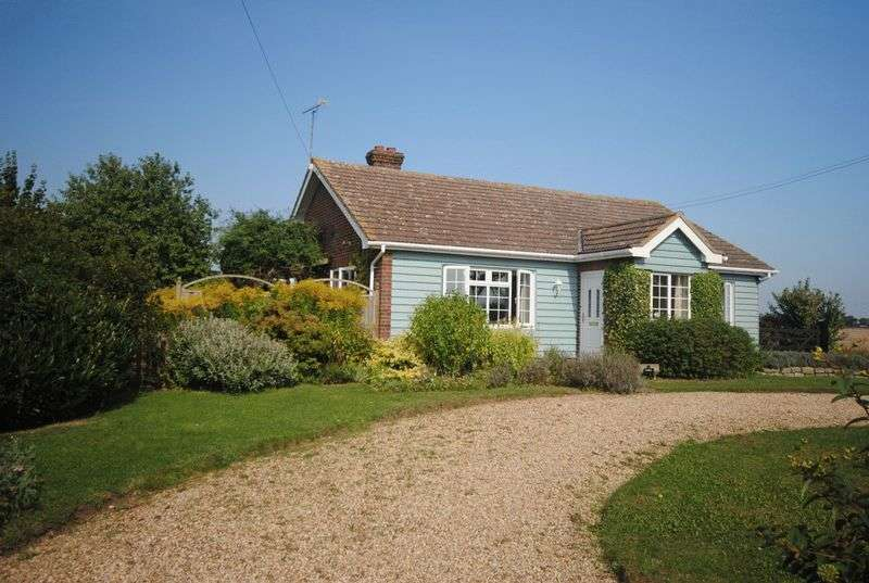 3 Bedrooms Detached Bungalow for sale in Ivydene, Monk Soham nr Framlingham
