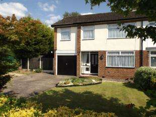 3 Bedrooms Semi Detached House for sale in Balmoral Avenue, Crewe, Cheshire
