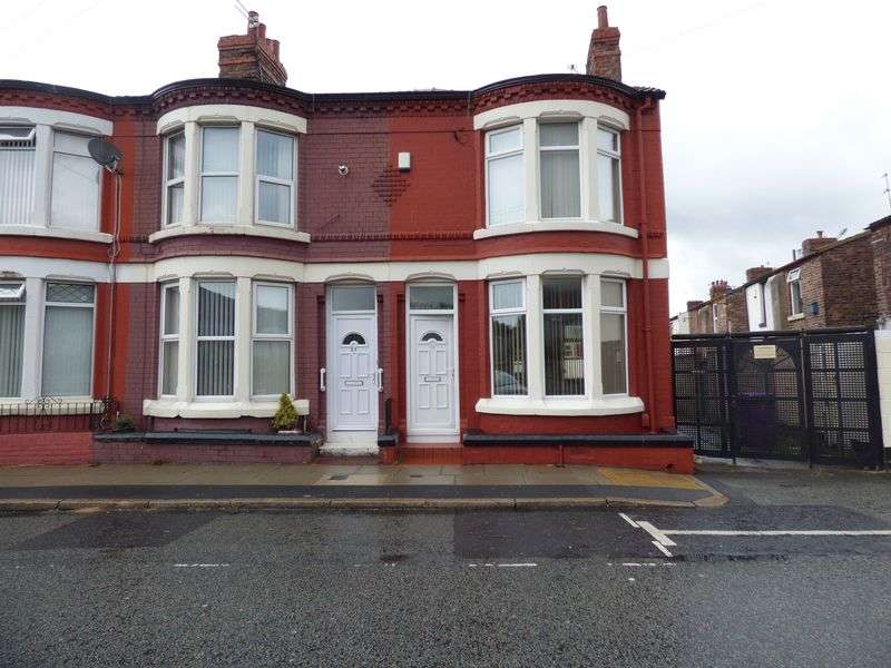 3 Bedrooms Terraced House for sale in Cherry Lane, Liverpool