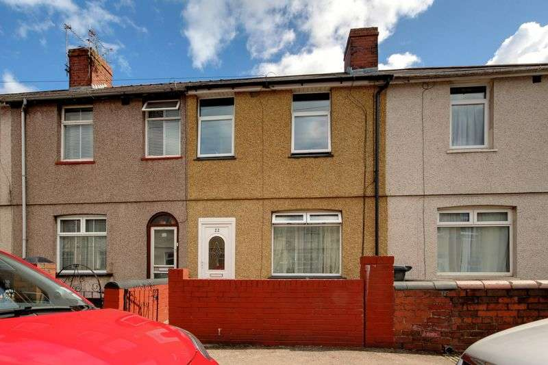 2 Bedrooms Terraced House for sale in Marshfield Street, Newport