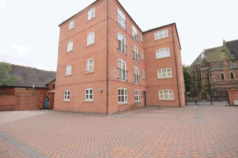 2 Bedrooms Flat for sale in FLAT 2, PARLIAMENT STREET