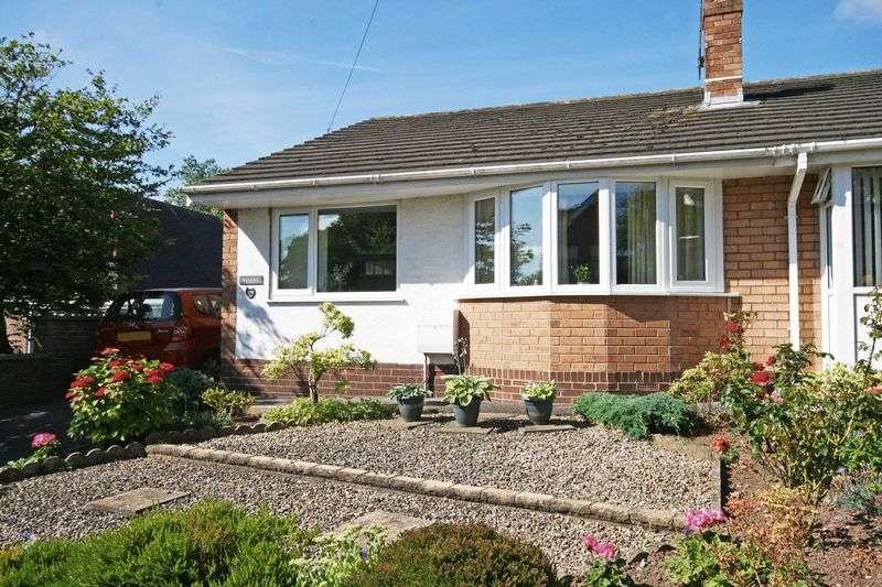 2 Bedrooms Semi Detached Bungalow for sale in Arthurs Lane, Hambleton