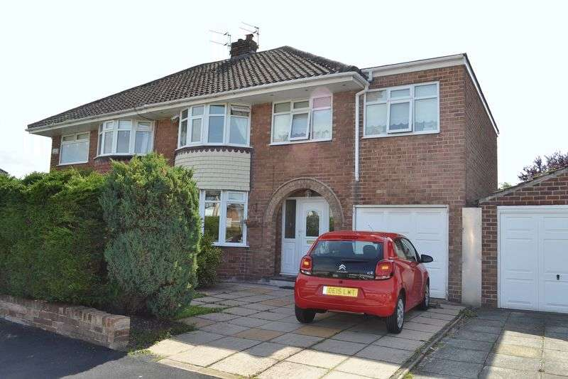 4 Bedrooms Semi Detached House for sale in Moss Lane, Maghull, Liverpool