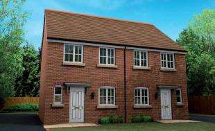 3 Bedrooms Semi Detached House for sale in Parc Aberkinsey, Rhyl, Denbighshire, LL18