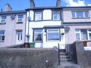 2 Bedrooms Terraced House for sale in Coed Madog Road, Talysarn, Caernarfon, Gwynedd, LL54