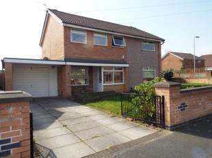 4 Bedrooms Detached House for sale in Deerbolt Crescent, Liverpool, Merseyside, L32