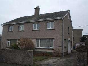 3 Bedrooms Semi Detached House for sale in Manor Avenue, Pwllheli, Gwynedd, LL53