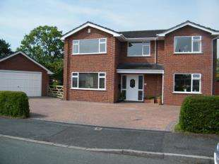 5 Bedrooms Detached House for sale in Pochard Avenue, Winsford, Cheshire, CW7