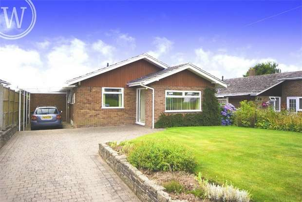 3 Bedrooms Detached Bungalow for sale in Marden, Herefordshire
