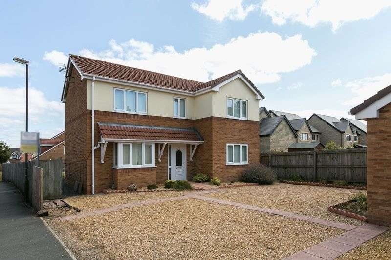 4 Bedrooms Detached House for sale in Farm Meadow Road, Orrell, WN5 8TE
