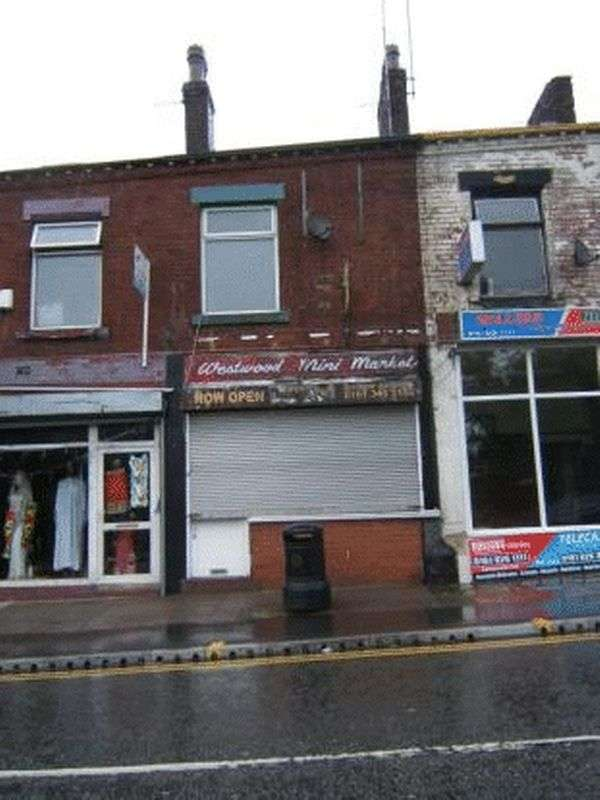 2 Bedrooms Commercial Property for sale in Middleton Road, Oldham