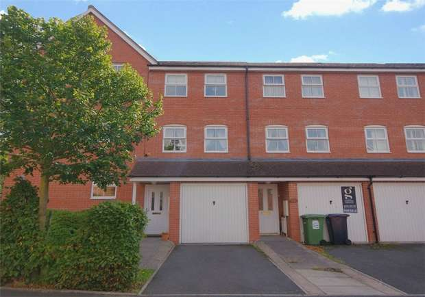 2 Bedrooms Terraced House for sale in Hereford