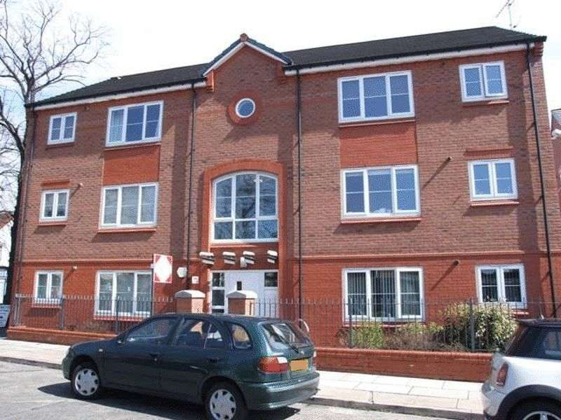 2 Bedrooms Flat for sale in Pitville Road, Mossley Hill, Liverpool, L18