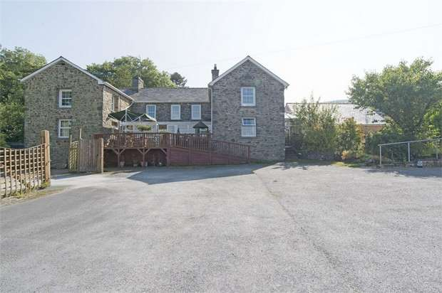 11 Bedrooms Detached House for sale in Cwmann, Lampeter, Carmarthenshire