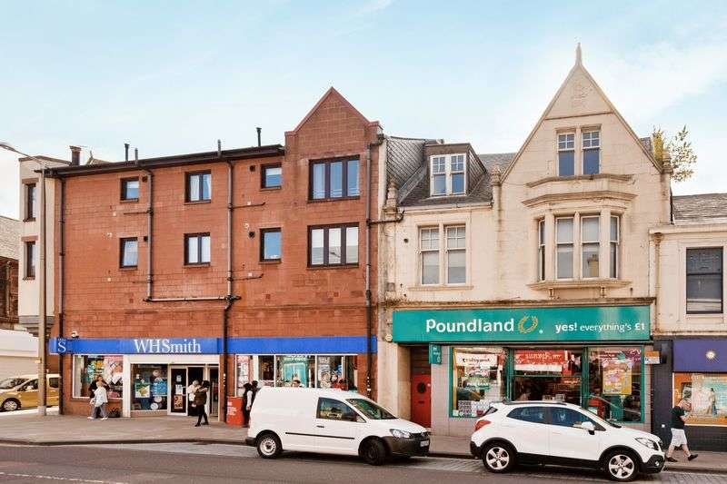 2 Bedrooms Flat for sale in Main Street, Wishaw