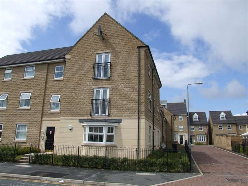 2 Bedrooms Flat for sale in Queensway, Pellon, Halifax, HX1 4RN