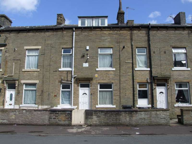 3 Bedrooms Terraced House for sale in Hammond Street, Off Hopwood Lane, Halifax, HX1 4DR