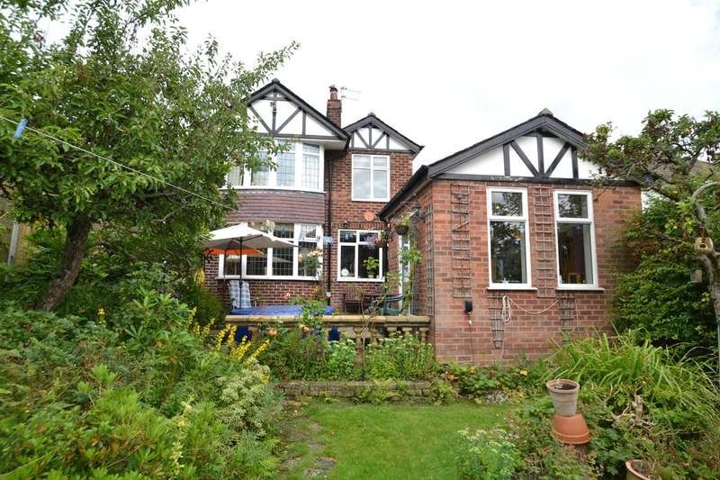 3 Bedrooms Detached House for sale in Charnville Road, Gatley