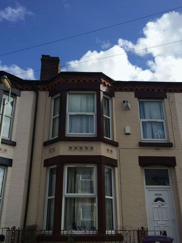 3 Bedrooms Terraced House for sale in Cecil Street Wavertree L15