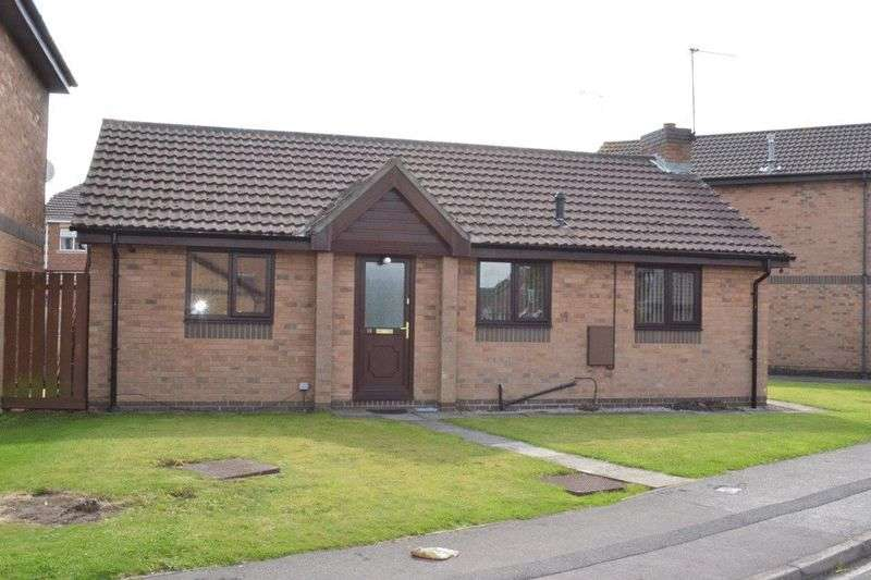 2 Bedrooms Detached Bungalow for sale in Speedwell Crescent, Scunthorpe