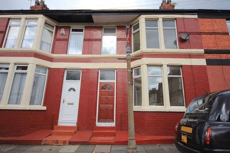 3 Bedrooms Terraced House for sale in Kenyon Road, Mossley Hill, Liverpool, L18