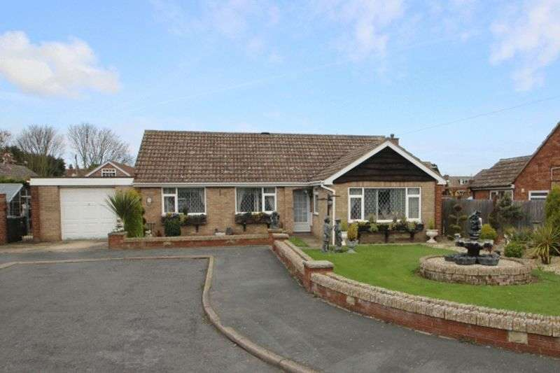 2 Bedrooms Detached Bungalow for sale in BOWMAN WAY, IMMINGHAM