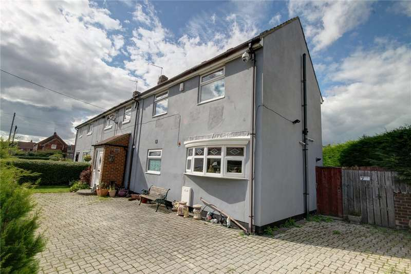 4 Bedrooms Semi Detached House for sale in Tate Avenue, Kelloe, Durham, DH6