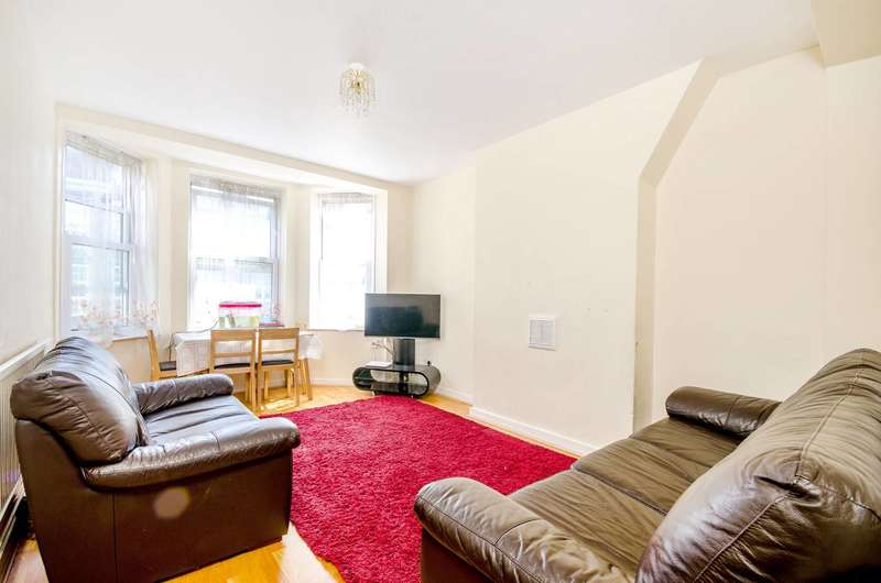 2 Bedrooms Flat for sale in Camden Park Road, Camden, NW1
