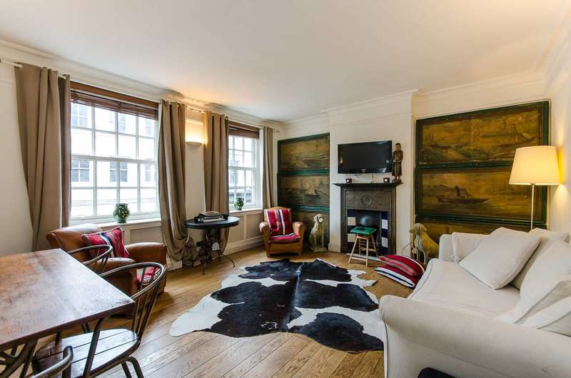 2 Bedrooms Flat for sale in Old Church Street, Chelsea, SW3