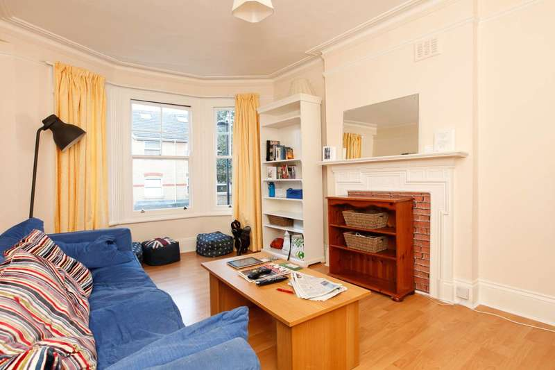 3 Bedrooms Flat for sale in Aristotle Road, Clapham High Street, SW4