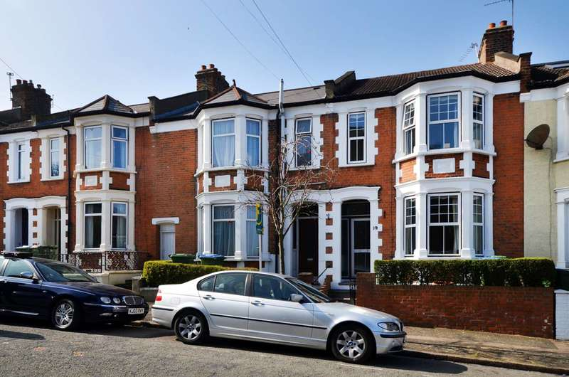 3 Bedrooms House for sale in Sherington Road, Charlton, SE7