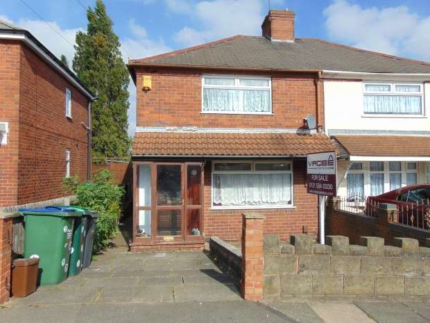 3 Bedrooms Semi Detached House for sale in Jowetts Lane, West Bromwich, B71