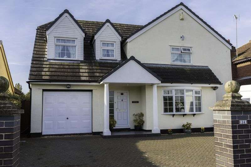 4 Bedrooms Detached House for sale in Sandy Lane, Lydiate
