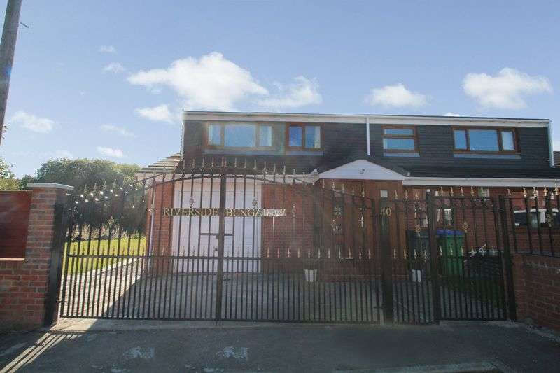 4 Bedrooms Semi Detached House for sale in Gowers Street, Rochdale OL16 2LN