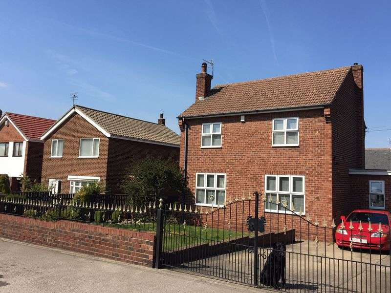 3 Bedrooms Detached House for sale in Glebe Terrace, Peterlee