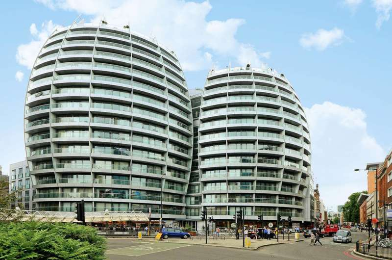 2 Bedrooms Flat for sale in Bezier Apartments, Old Street, EC1Y