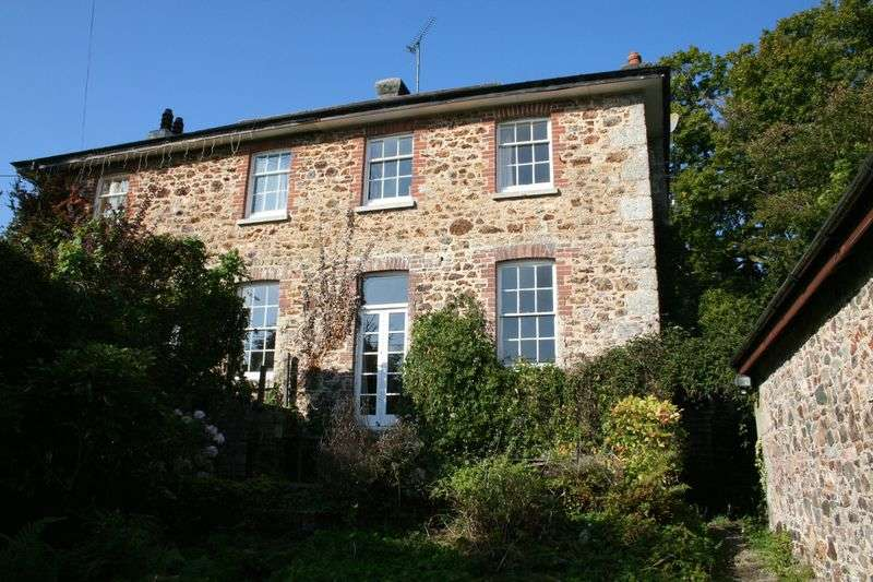 3 Bedrooms Semi Detached House for sale in Lower Brimley, Bovey Tracey