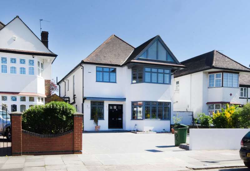6 Bedrooms Detached House for sale in Mount Pleasant Road, Brondesbury, NW10